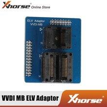 Adapter XHORSE VVDI MB NEC ELV współpracuje z narzędziem VVDI MB BGA