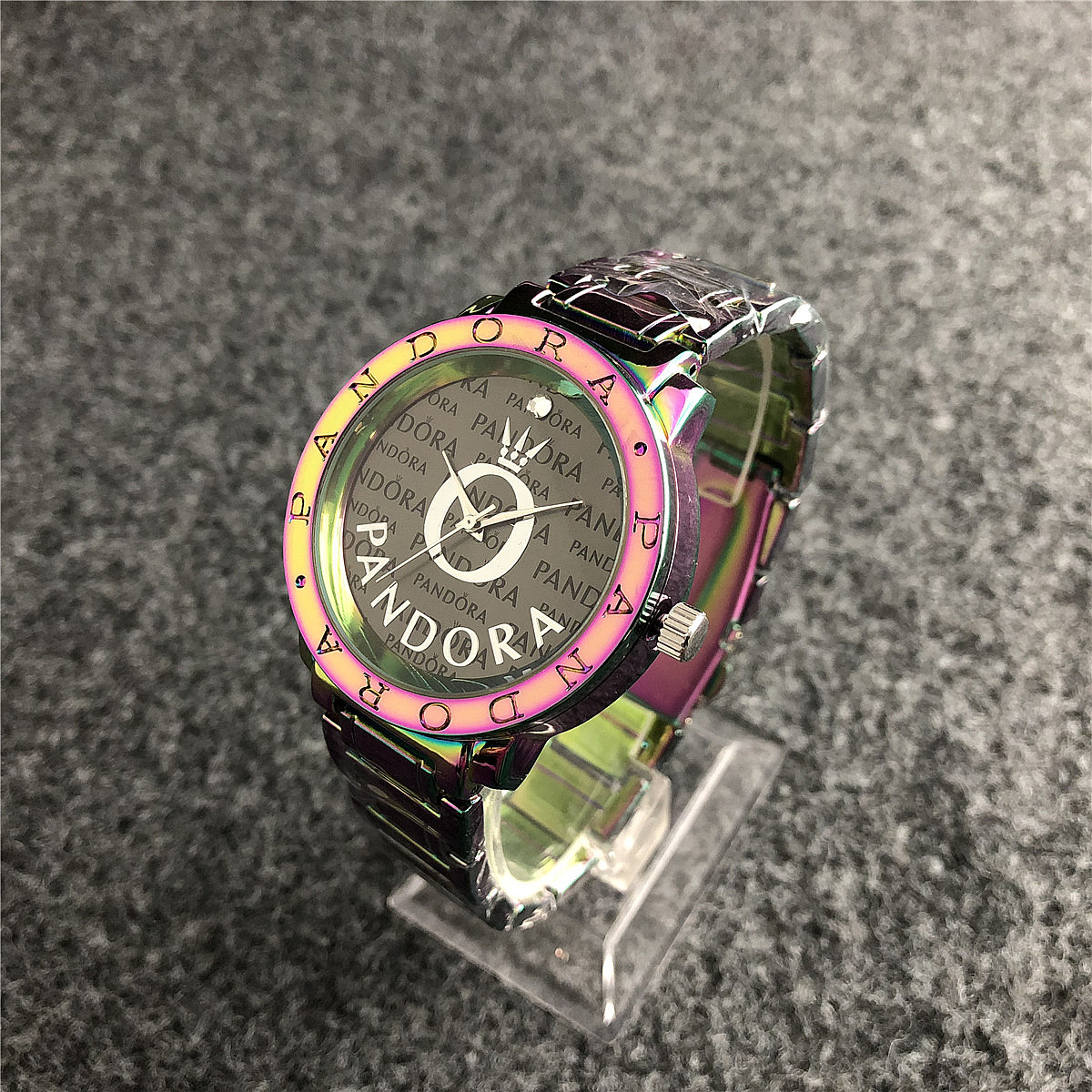 NEW Women Pandoraes Bracelet Charms Silver 925 Original Pandoraes Watch Luxury Ladies Watches For Women Reloj Mujer Saat Relogio