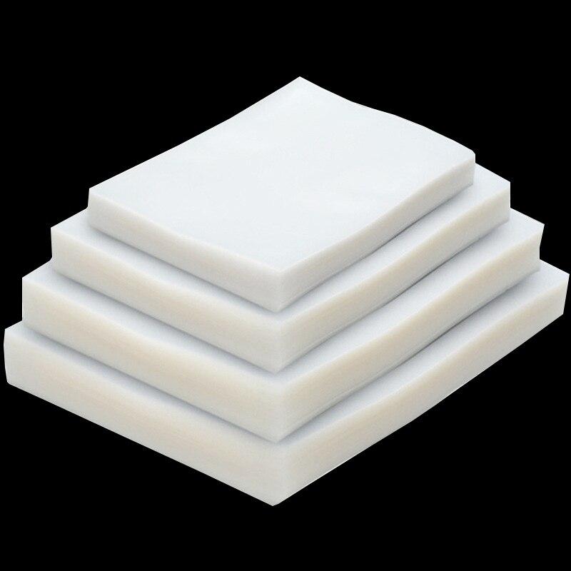 100PCS/LOT Vacuum Sealer Plastic Storage Bag For Vacuum Sealing Machine Packaging Seal Bags For Food