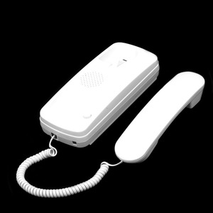 Image 5 - Non Visual Wired Home Office Doorbell Interphone Intercom System Audio Doorphone