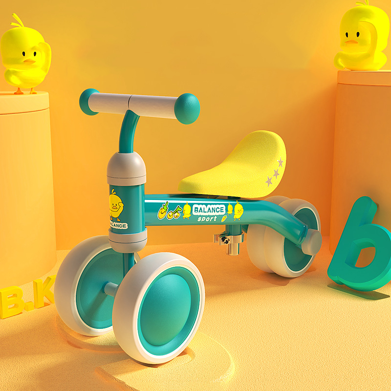 Baby Walkers, Children's Balance Bikes, No Pedals, 1-4year-old Baby Strollers, Walkers, Toddlers, Sliding, Sliding Toy Cars