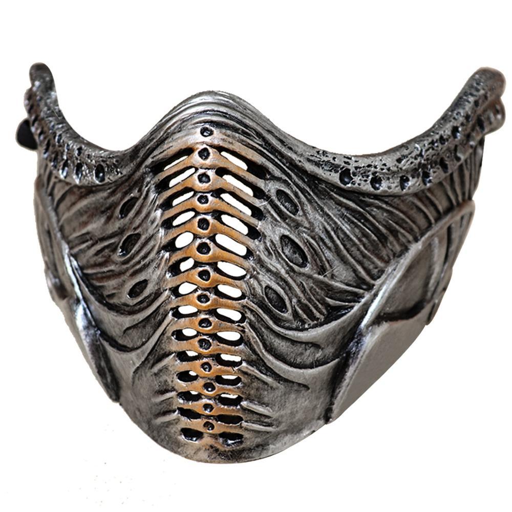 Máscara rigida Scorpion mortal kombat