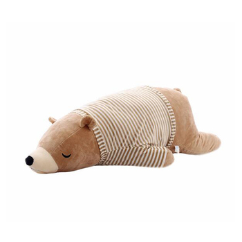 almohada oso pardo