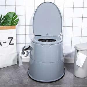 Toilet-Chair Handicapped for Child Pregnant-Women Adult Home Elderly Bathroom High-Strength