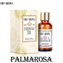 Famous brand oroaroma natural palmarosa Essential Oil Replen