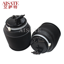 For Lexus GX470 4Runner Land Cruiser Prado 120 Rear Left & Right Air Suspension Spring Bag Air Bellows 48080-35011 48090-35011 pair air suspension shock spring bag for toyota land cruiser prado 120 4runner lexus gx470 4 7l 2002 2009 4808035011 48080 35012