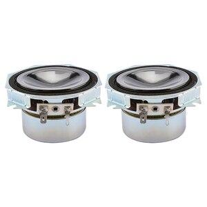 Image 5 - AIYIMA 2 adet 3 inç tam aralıklı hoparlörler 4 Ohm 45W ses hoparlörü sütun ses hoparlörler DIY güç amplifikatörü ev sineması