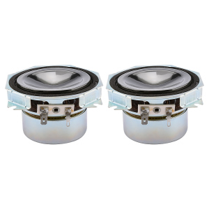 Image 5 - Aiyima 2Pc 3 Inch Full Range Luidsprekers 4 Ohm 45W Sound Speaker Kolom Audio Luidsprekers Diy Eindversterker home Theater