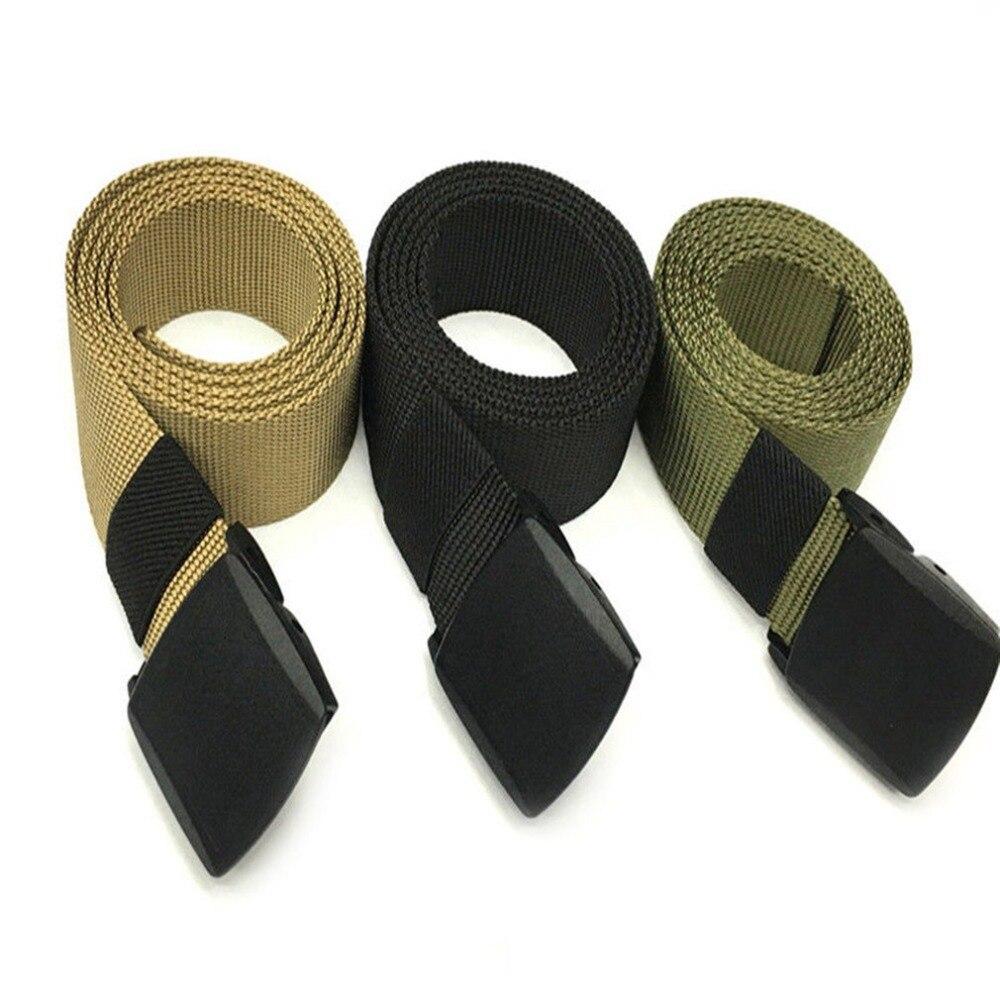 Military Equipment Tactical Belt Man Multifunctional Training Belt Strap Outdoor Waist Belt Male Waistband 120x3.8cm A35