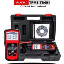 AUTEL MaxiTPMS TS401 TPMS Diagnostic Tool Programming Tire Pressure MX-Sensor obd2 Activator Decoder