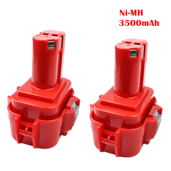 2000mAh Rechargeable Battery Cordless Drill for Makita 9120 9122 PA09 6207D new@