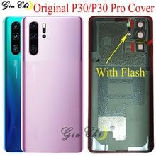 Original for Huawei P30 Pro battery cover Door for Huawei P30 Back Battery Cover Door Replacement Parts P30Pro Back Cover  came front back cover replacement for symbol mc65 mc659b