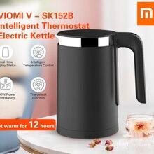 11 чайник умный VIOMI Pro термостат анти-ожога воды чайник бытовой 304 л нержавеющая сталь Электрический чайник 1800 Вт