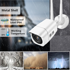 Image 4 - 3G 4G WIFI 카메라 1080P 무선 야외 보안 총알 IP 카메라 GSM P2P H.264 Onvif APP CamHi