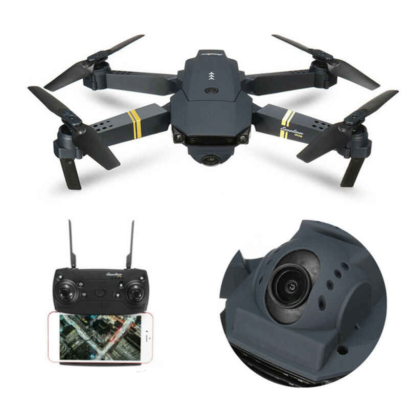 E58 折りたたみドローン Rc Quadcopter 1080 1080P 5.0MP カメラ 2.4GHz WIFI FPV ヘッドレス航空機ポータブル空中写真航空機