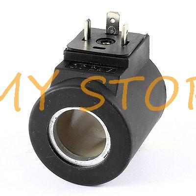12V/24VDC 24V/36V/110V/220V/380VAC 23mm Core Dia Pneumatic Control Air Solenoid Valve Coil 51mm Height