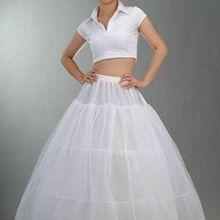 3 Hoop Petticoat Underskirt For Ball Gown Wedding Dress Underwear Crinoline 2023