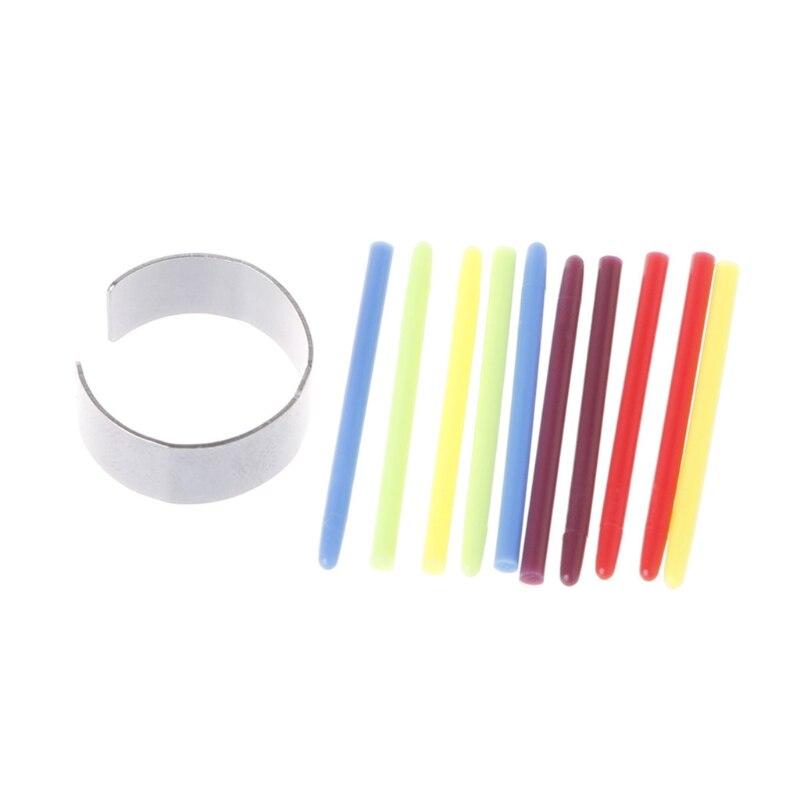 10 pièces graphique tapis de dessin stylo Standard plumes stylet pour Wacom bambou dessin stylo