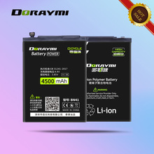 DORAYMI Lithium Polymer BN41 Battery for Xiaomi Redmi Note 4 Note4 Mobile Phone High Quality Replacement Bateria