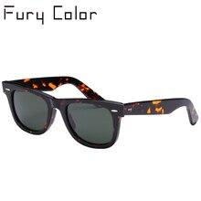 Donne di MARCA del progettista Degli Uomini Occhiali Da Sole lente In Vetro di lusso occhiali da sole donne degli uomini occhiali da sole di guida feminin Shades gafas De Sol