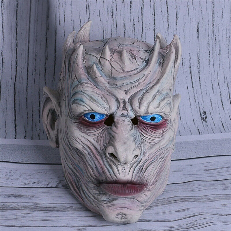 Game Of Thrones Night King Cosplay Props Mask Halloween Party Cos Masks Masque|Statues & Sculptures| |  - title=