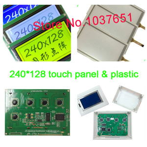 Image 5 - free ship 1pcs 5.1inch 240128  lcd display moudle blue  LCM240128A V3.0 T6963C UCI6963 144*104mm