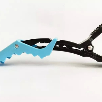12 sztuk krokodyl klips do włosów profesjonalny fryzjer klip maszynka do włosów urządzenie do stylizacji kolor Ran dostawy tanie i dobre opinie CN (pochodzenie)