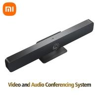 Xiaomi-altavoz Premium de Audio y videoconferencia, para casa y oficina, salas de conferencia pequeñas, gran angular, 4K, cámara de videoconferencia