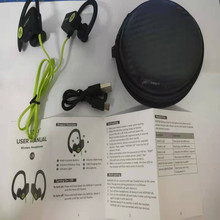 New pattern U8 Bluetooth Headset Sports Wireless Stereo IPx4 Waterproof with Microphone