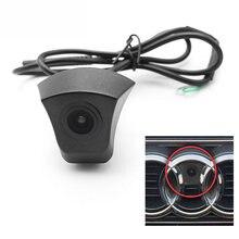 Cámara de estacionamiento con logotipo delantero para coche, cámara de vídeo a prueba de agua con visión nocturna, para Audi A1, A3, A4, B8, A5, A6, TT, Q3, Q5, Q7 TT