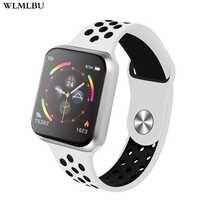 F9 esportes ip67 inteligente relógio de fitness pulseira atividade rastreador monitor freqüência cardíaca pressão arterial para ios android apple iphone 6 7