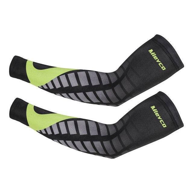 Mangas masculinas para braço, mangas para braço, aquecedor e proteção solar, para ciclismo, braço, aquecimento e resfriamento, para corrida 6
