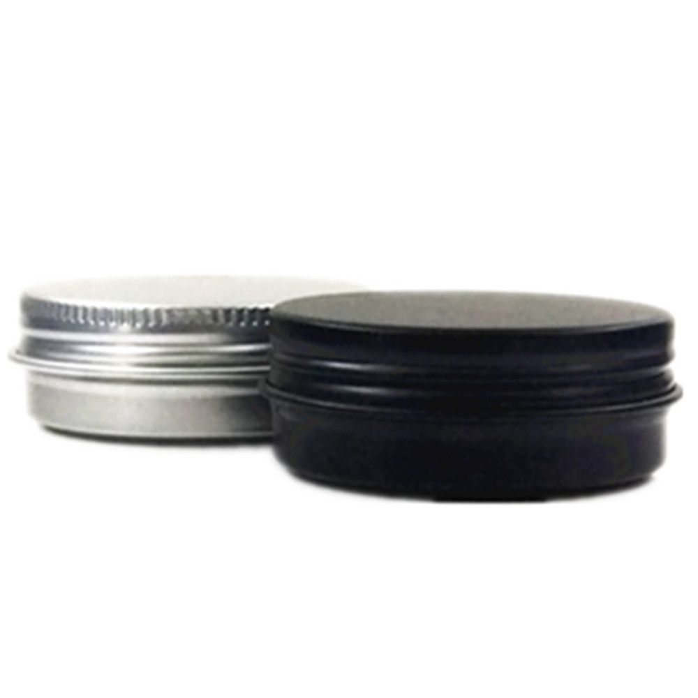 30g /1oz /30ml Aluminum Tins/pot/jar with screw thread , metal Packaging,container