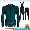 2020 профессиональная команда  одежда для велоспорта  зимняя куртка  Мужская футболка с длинным рукавом  комплект  Ropa De Ciclismo Invierno Hombre  термо фл...