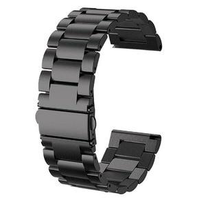 24 мм браслет из нержавеющей стали ремешок браслет для Kospet Hope/Optimus Pro/Brave Смарт-часы телефон мужские часы