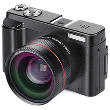 Vlog 1080P Full HD Digital Video Mini Camera 24MP 16X Digital Zoom WiFi Face Detection Anti-Shake Professional HD Camera