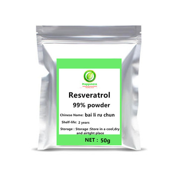 High Quality Resveratrol Powder 99% nmn Extract Anti-oxidation weight gain supplements Skin Whitening body Health free shipping. 2020 hot sale nicotinamide mononucleotide nmn powder extract nicotinamide riboside 1pc festival skin body glitter free shipping