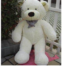 Новый 39in100% pp Хлопок гигантский милый плюшевый медведь огромные