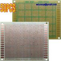 DHL/EMS 250 adet Kaynak Boş PCB Baskılı devre 9cm x 7cm-A8