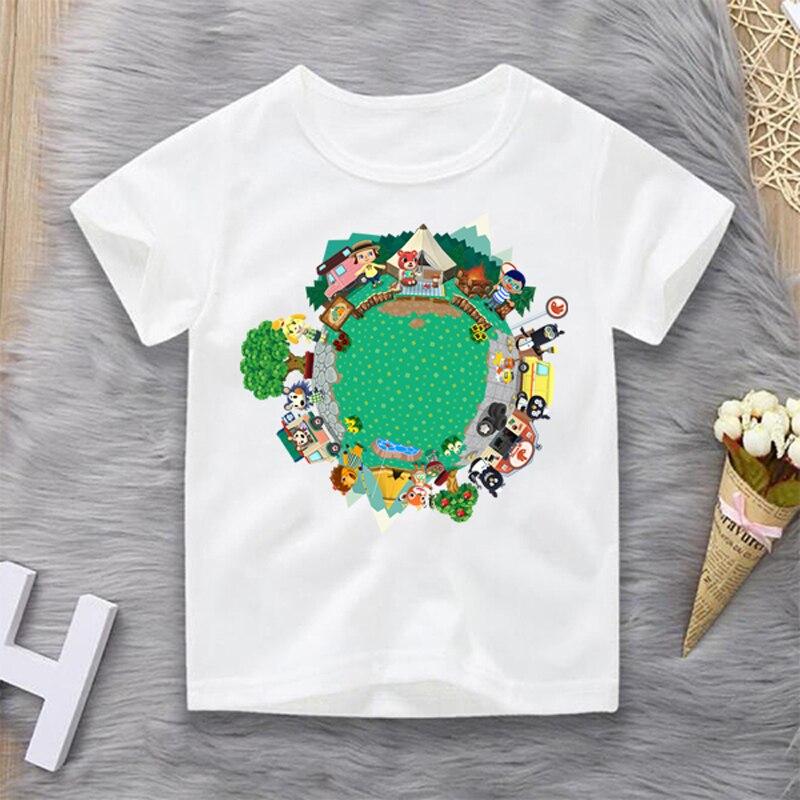 Kids Custom Trippy Tree T-Shirts Boys Girls Teenager Tee Shirt Children Youth Graphics Tees
