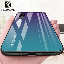 FLOVEME Case For HUAWEI Tempered Glass Huawei P10 P20 P30 Lite Pro Plus Cover Mate 10 20 Honor 8X
