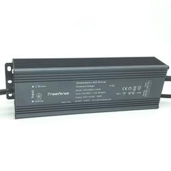 CE RoHS IP66 80W 100W 120W 150W 200W 300W 360W Triac Dimmable Driver DC 12V 24V Transformer LED Light Dimming Power Supply