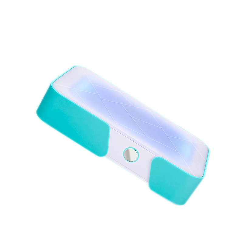 Smart Phone UV Sanitizer Portable UV Light Cell Phone Sterilizer Cleaner Function Disinfector With USB Charging For IPhone Andro