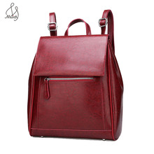 Casual Fashion Women Backpacks Leather School Zipper Bag Teenage Girls Large Capacity Multifunction Backpack Travel Rucksack casual double zipper women backpack drawstring pu leather bagpack large capacity travel bag female rucksack shoulder bag mochila