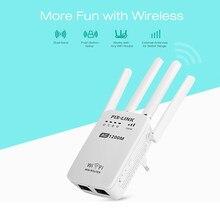 PIX-LINK AC05 1200 Мбит/с двойной частота 2,4 г 5g Беспроводной повторитель высокое Скорость 5g гигабитный Wifi антенна маршрутизатора штепсельная вилка...