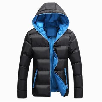OLOEY 2019 Hot Selling Fashion Casual winter jacket men Coat Comfortable&High Quality Jacket 3 Colors Plus Size XXXL Wholesale