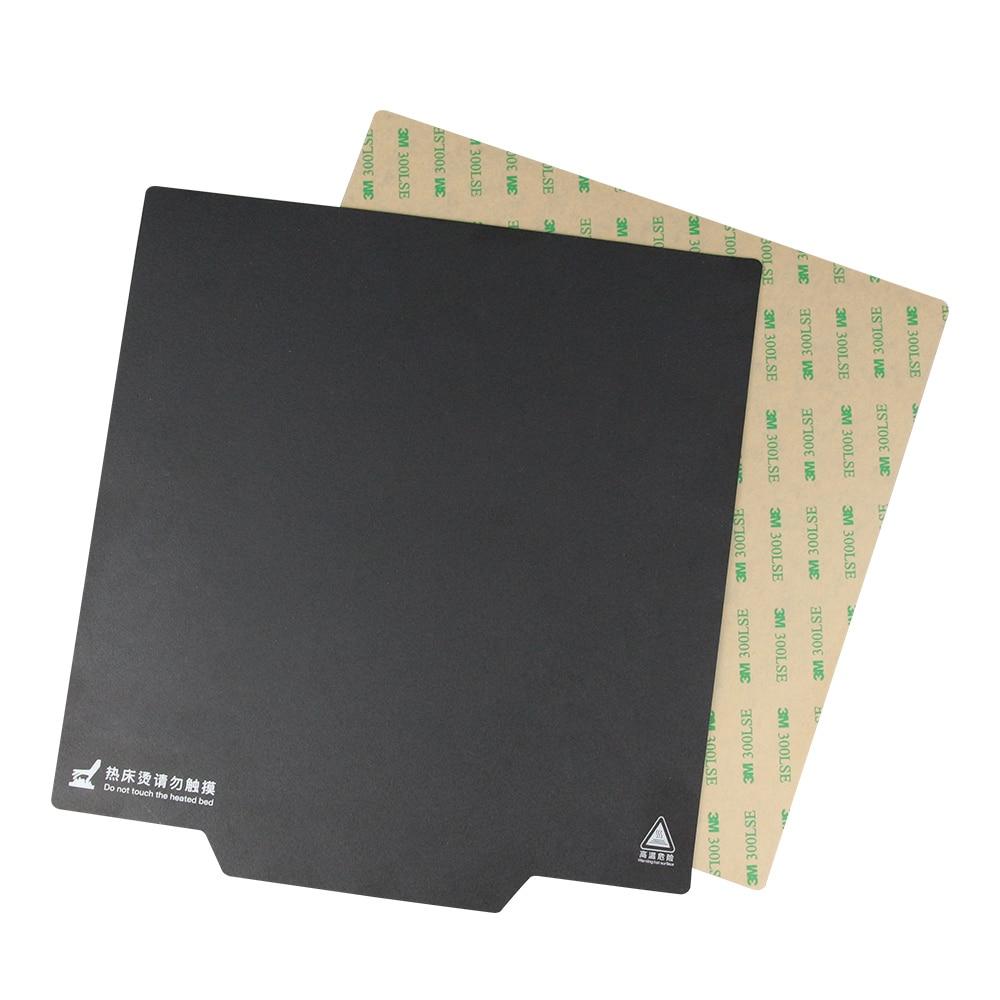a impressora 3d parte a placa quente quadrada do cabo flexivel da superficie da placa da