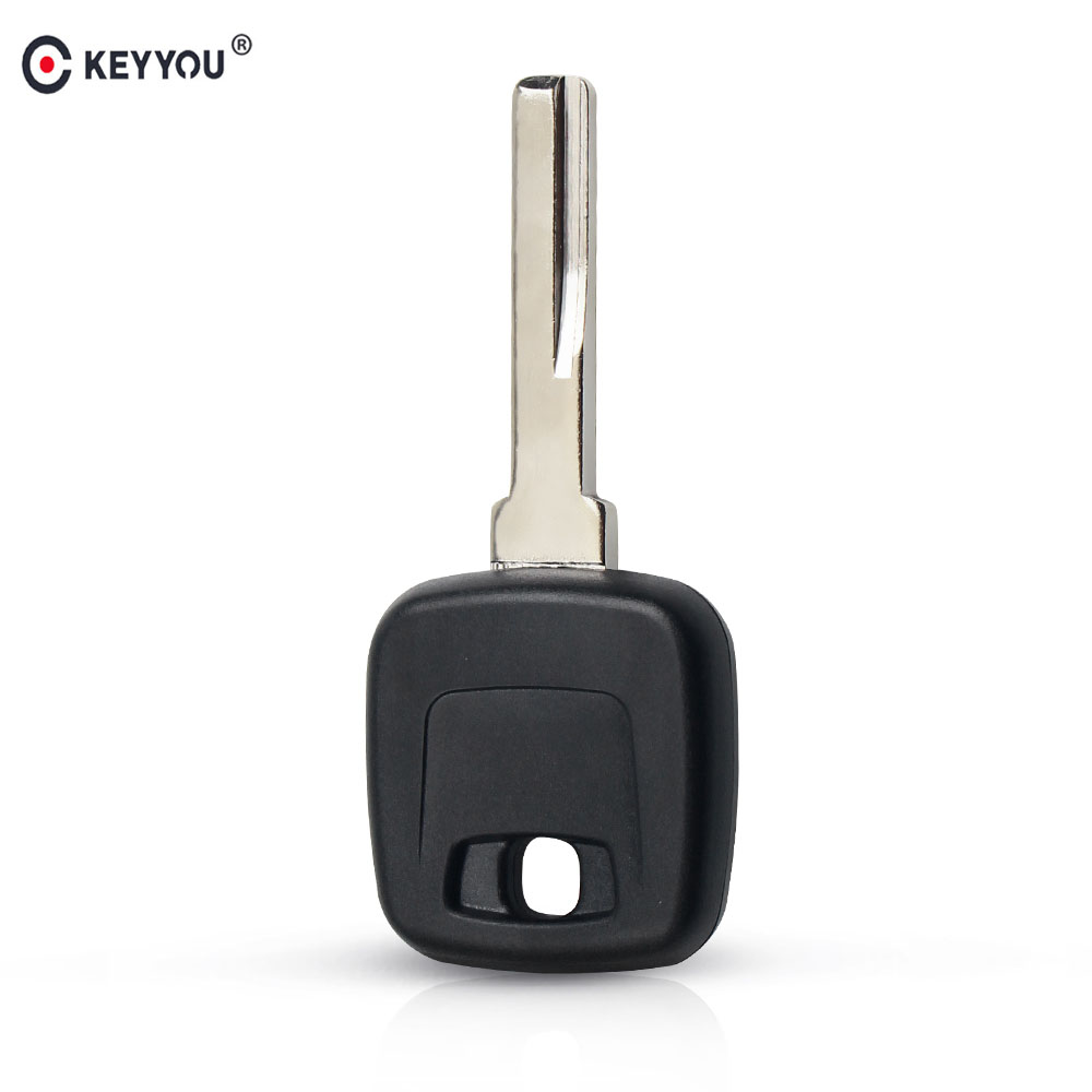 KEYYOU For <font><b>Volvo</b></font> XC70 XC90 V50 V70 S60 S80 C30 <font><b>VOLVO</b></font> <font><b>S40</b></font> S60 S70 S80 V40 V70 S60 S80 <font><b>Replacement</b></font> <font><b>Key</b></font> Shell Transponder Chip Case image