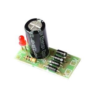 1pcs AC to DC Power Conversion Module 1N4007 Full Bridge Rectifier Filter 12V 1A AC DC Converter