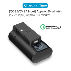 Image 2 - USB Charger type c Cable mavic Battery Charger QC3.0 Fast Charging for dji mavic mini drone Accessories